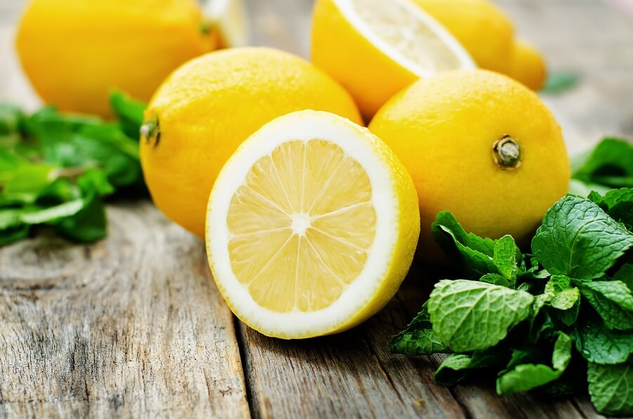 lemons to use for cystic acne treatment