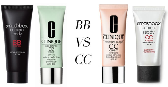 cc cream vs bb cream options