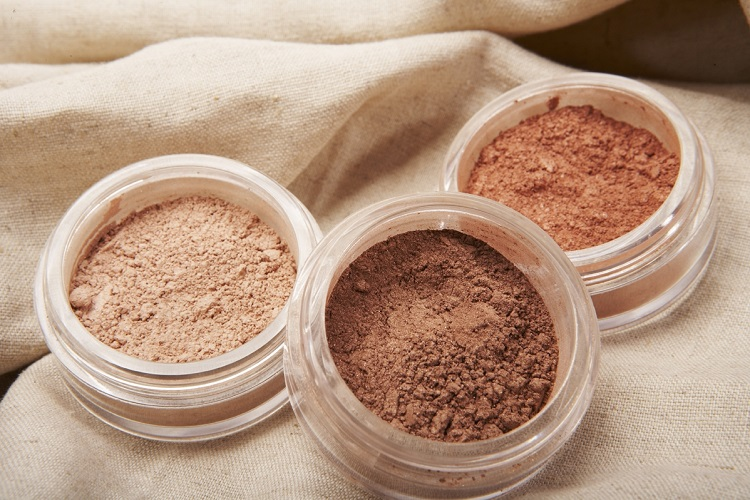 mineral makeup powders