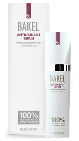 Bakel Antioxidant Serum that enhances the firmness of the skin