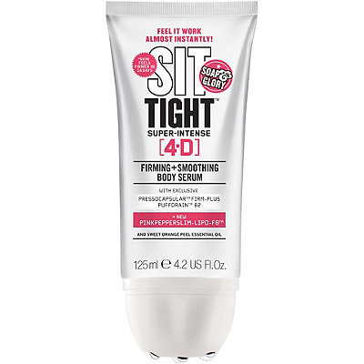 SOAP & GLORY Sit Tight 4-D, contender for the best cellulite cream