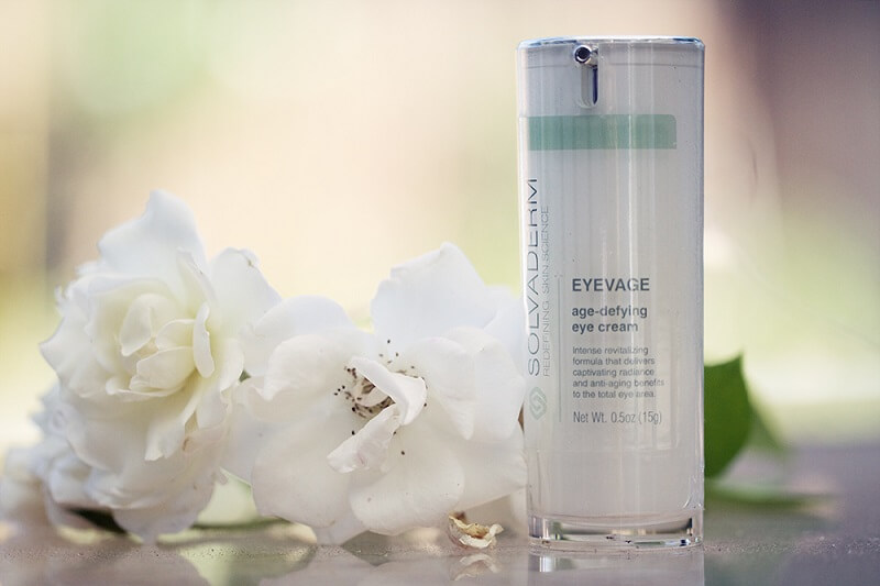 Solvaderm Eyevage, probably the best eye cream for fine lines