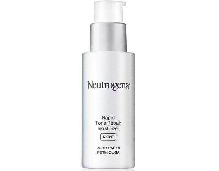 Rapid Tone Repair Moisturizer Night by Neutrogena