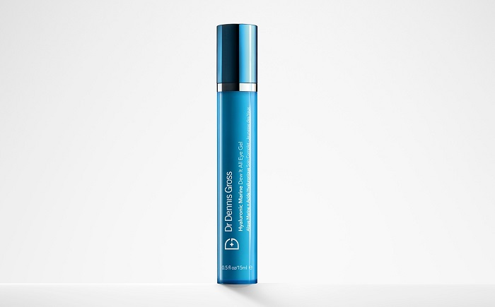How to Remove Bags Under Your Eyes with Hyaluronic Marine Dew