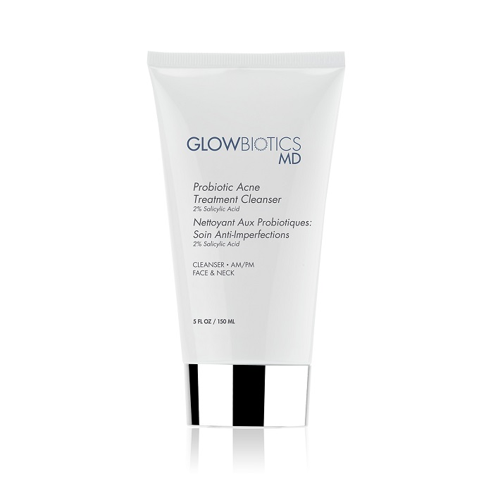 Probiotic Acne Treatment Cleanser by GlowBiotics