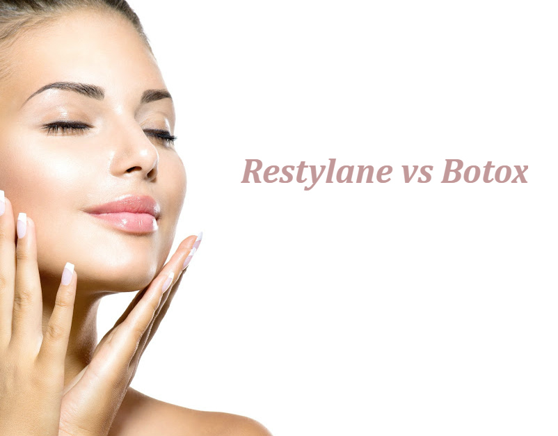 Restylane vs Botox: What Are the Differences?